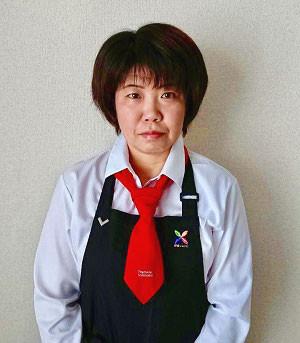 野菜ソムリエ・フードレシピスト坂田貴代美さん